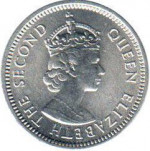 5 cents - Belize