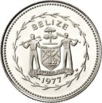 10 cents - Belize