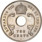 10 cents - Afrique Occidentale Britannique