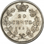 20 cents - Canada