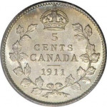 5 cents - Canada