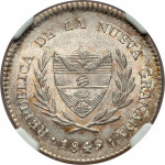 2 reales - Colombie