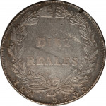 10 reales - Colombie