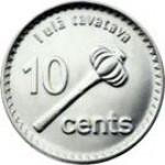 10 cents - Commonwealth