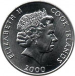 5 cents - Cook Islands