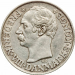 20 cents - Indes occidentales danoises
