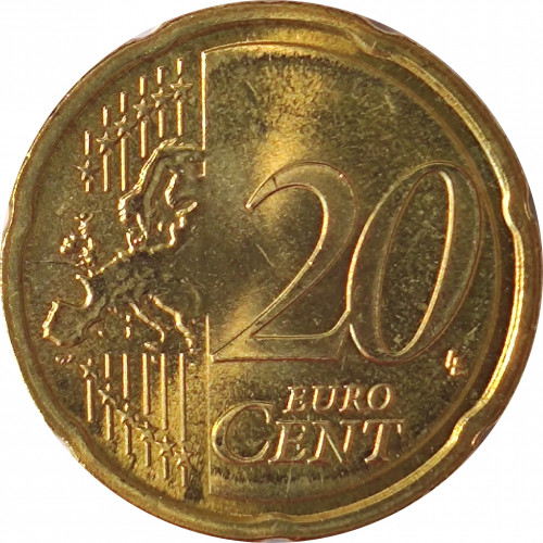 20 eurocents - Euro