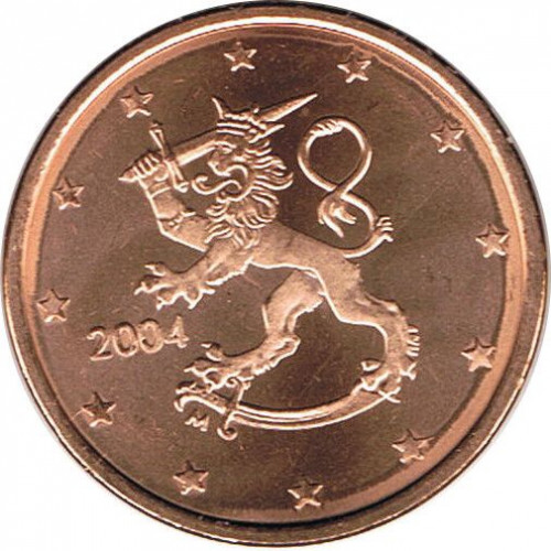 5 eurocents - Euro