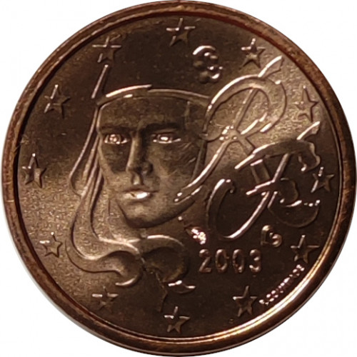 2 eurocents - Euro