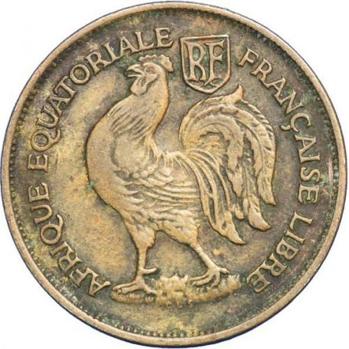 1 franc - French Equatorial Africa