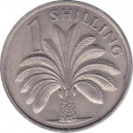 1 shilling - Gambie