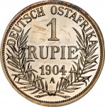 1 rupee - German East Africa