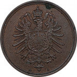 1 pfennig - Empire allemand