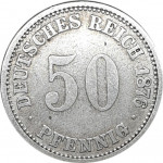 50 pfennig - Empire allemand