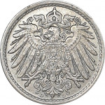 5 pfennig - Empire allemand