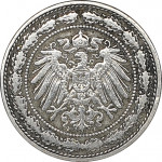 20 pfennig - Empire allemand