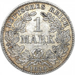 1 mark - Empire allemand