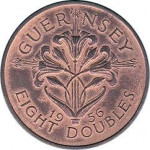 8 doubles - Guernesey