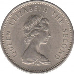 5 pence - Jersey