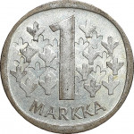 1 markka - Mark