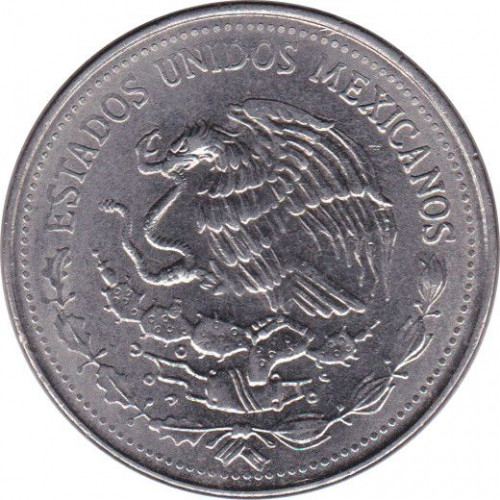 50 centavos - Mexique