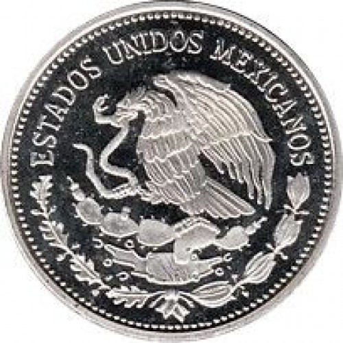 25 pesos - Mexique