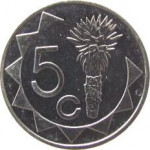 5 cents - Namibie