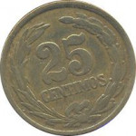 25 centimos - Paraguay