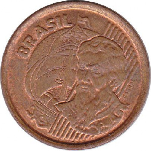 1 centavo - Republic of Brazil