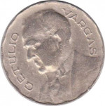 200 reis - Republic of Brazil
