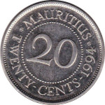 20 cents - République