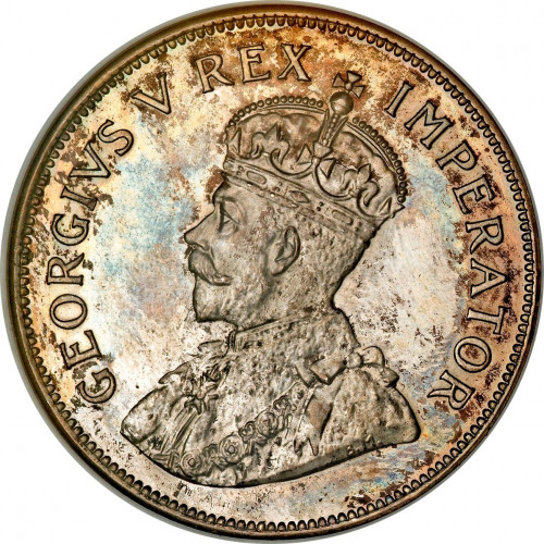 2 1/2 shillings - South Africa